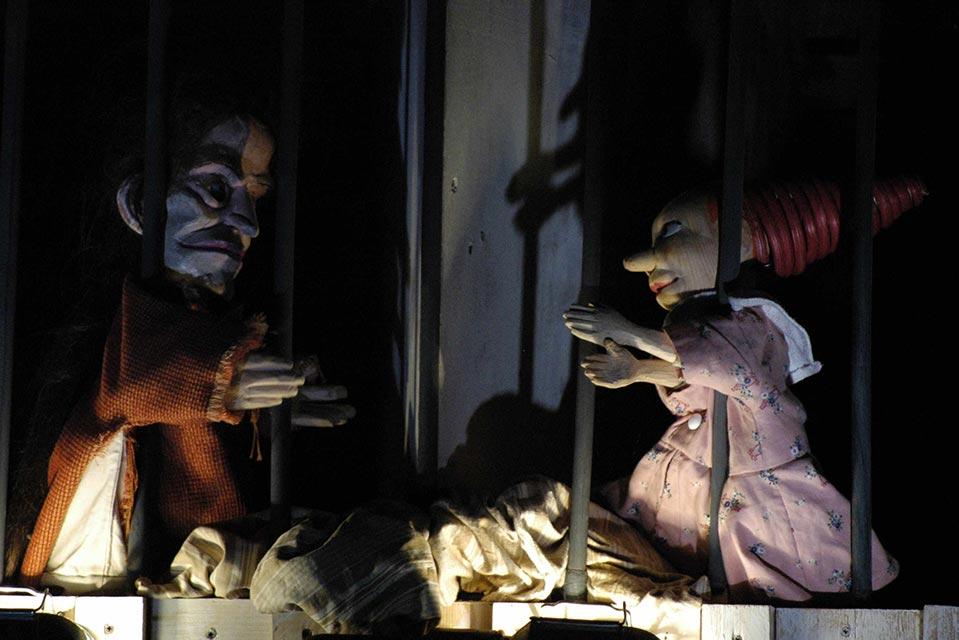 Spettacolo Beati i perseguitati_Gigi Brunello