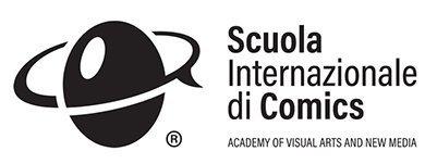 logo Scuola Internazionale di Comics